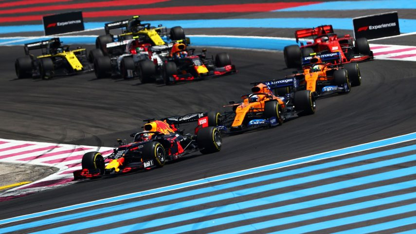 Se cancela el GP de Francia de Fórmula 1; Silverstone se celebrará sin público