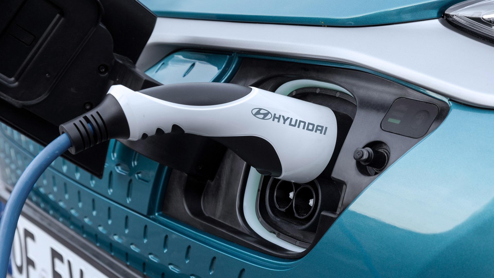 Hyundai comienza a montar el primer prototipo eléctrico sobre la plataforma E-GMP