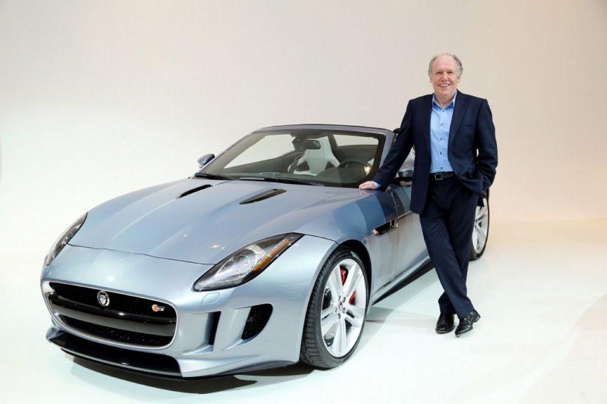 Ian Callum se despide como director de diseño de Jaguar