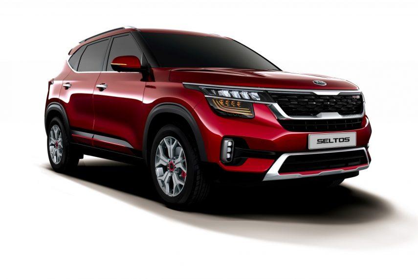 KIA Seltos 2020, el nuevo SUV global de la compañía