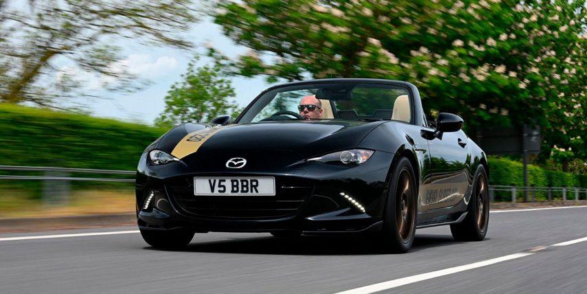 Si te gustan los coches, querrás el Mazda MX-5 de BBR