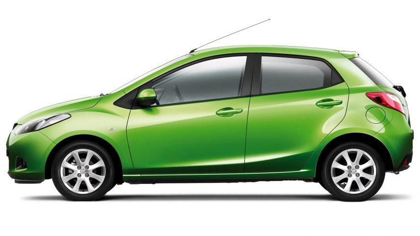 Coche del día: Mazda2 1.3 Active+ (DE)