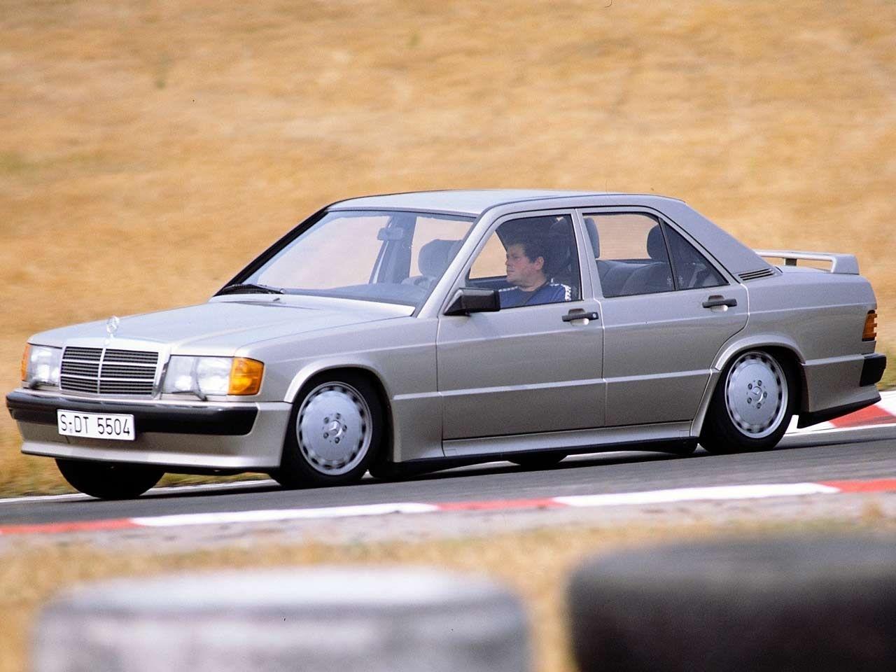 Coche del día: Mercedes-Benz 190 E 2.3-16
