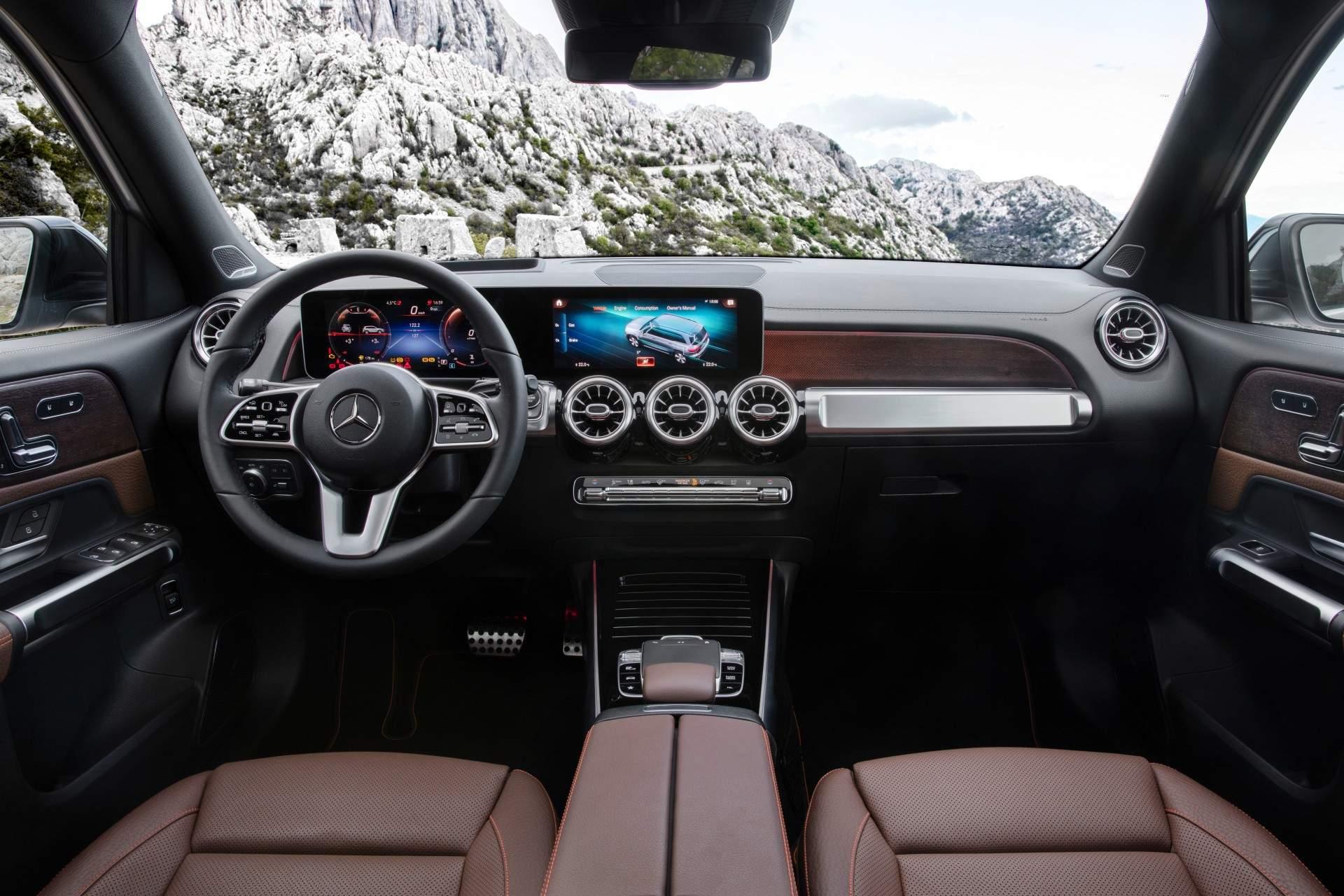 Mercedes Benz GLB (16)
