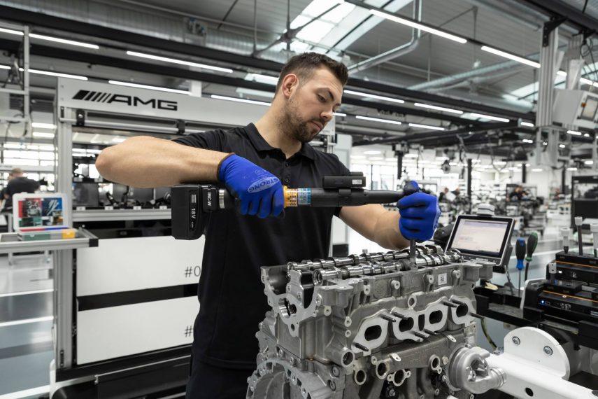 Así es el motor de cuatro cilindros de producción en serie más potente del mundo