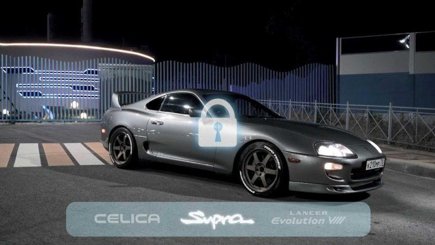 """Videojuego parece, pero real es: así es el """"Need for Speed"""" ruso"""
