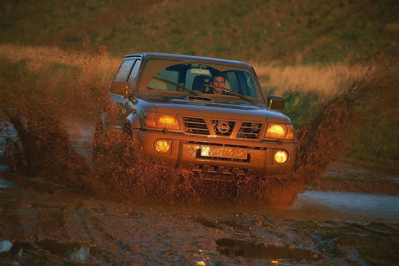Nissan Patrol GR 3.0 Di 3p