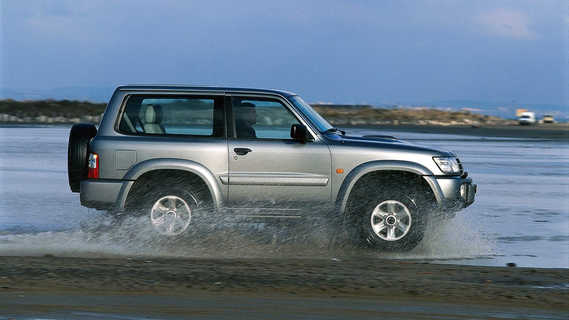 2020 Nissan Patrol Diesel New Review
