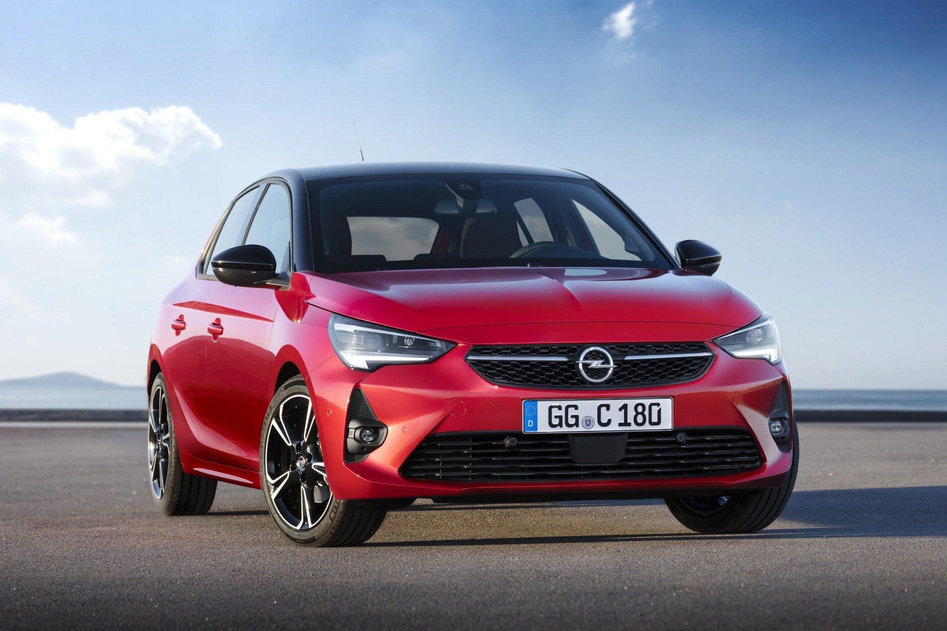 Y por fin llegó: así es el Opel Corsa 2020
