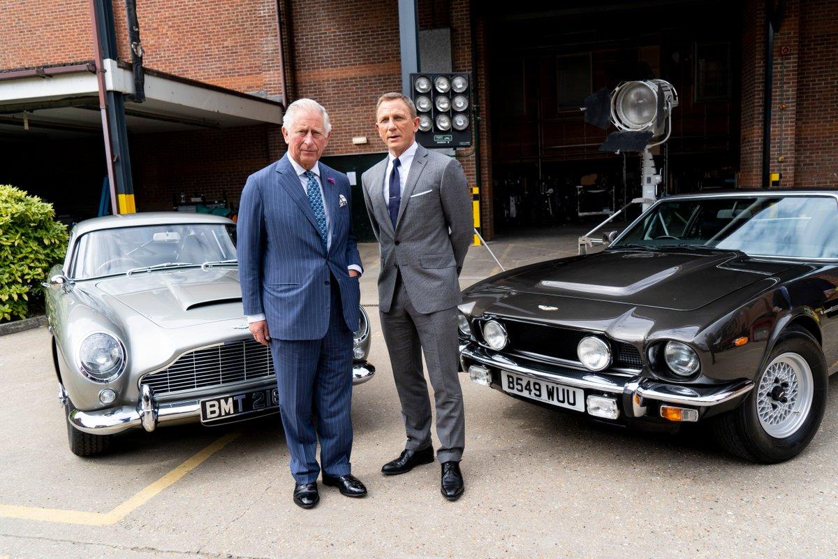 El Aston Martin Valhalla aparecerá en la próxima película de James Bond