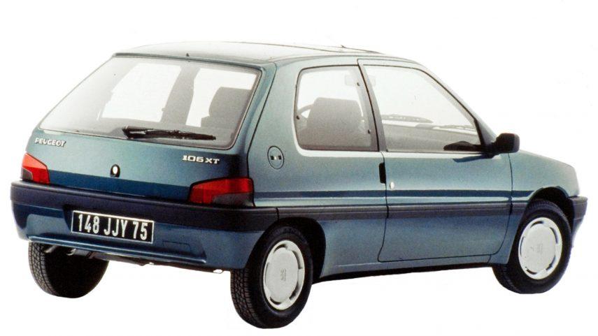 Coche del día: Peugeot 106 1.4 XT