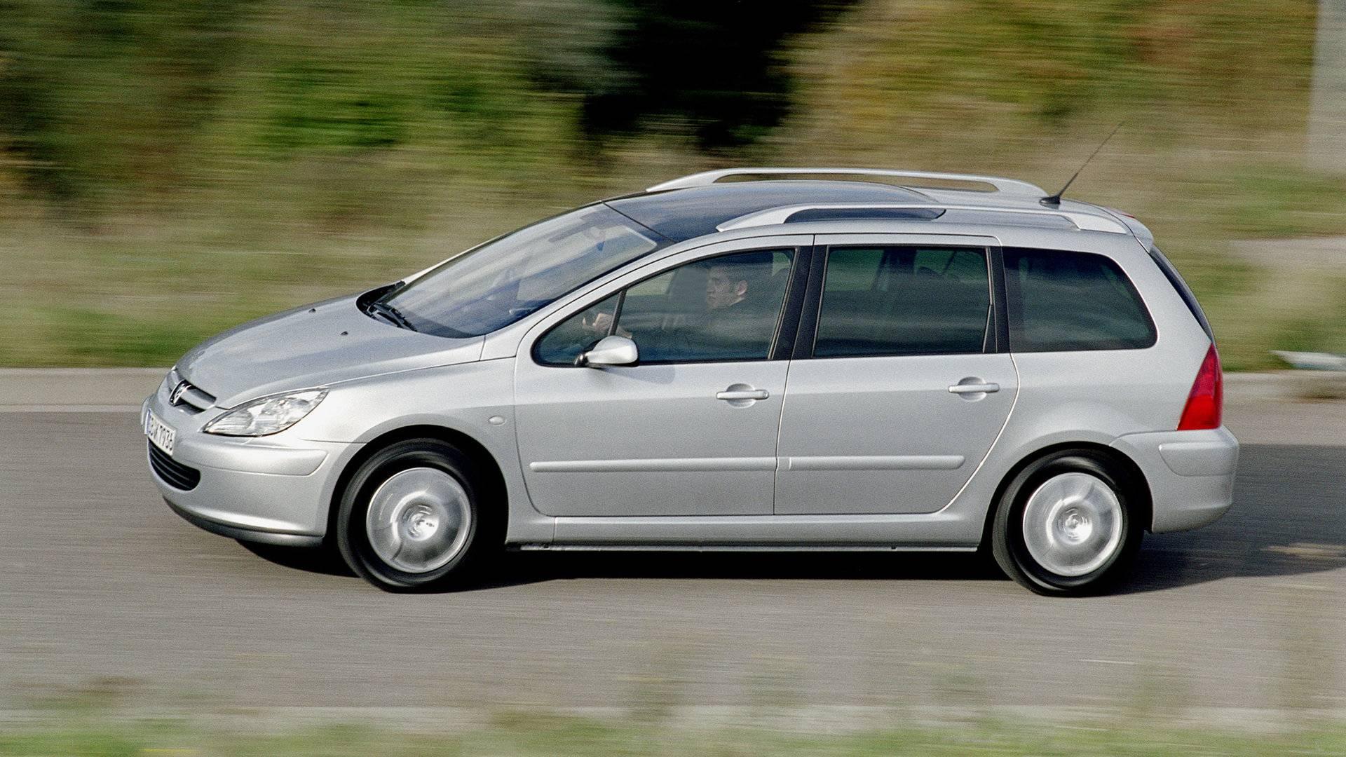 Coche del día: Peugeot 307 SW