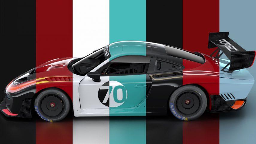 El Porsche 935 del siglo XXI homenajeará a sus antepasados