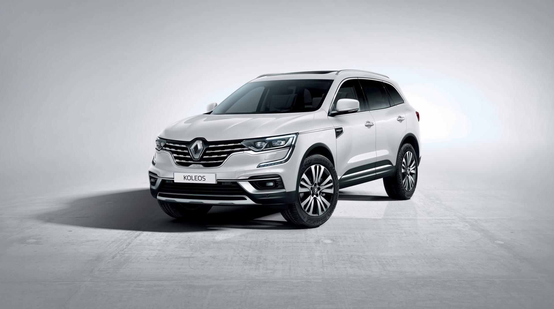 El Renault Koleos se actualiza tras dos años en Europa