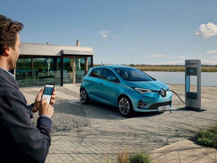 Renault ZOE 2020 (36)