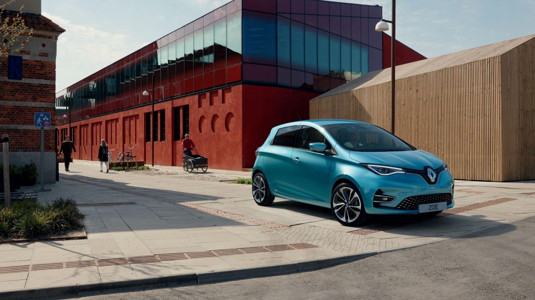 Renault ZOE 2020, ahora más atractivo que nunca