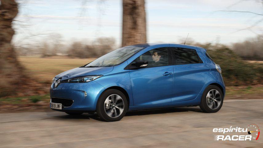 Contacto: Renault ZOE z.e. 40
