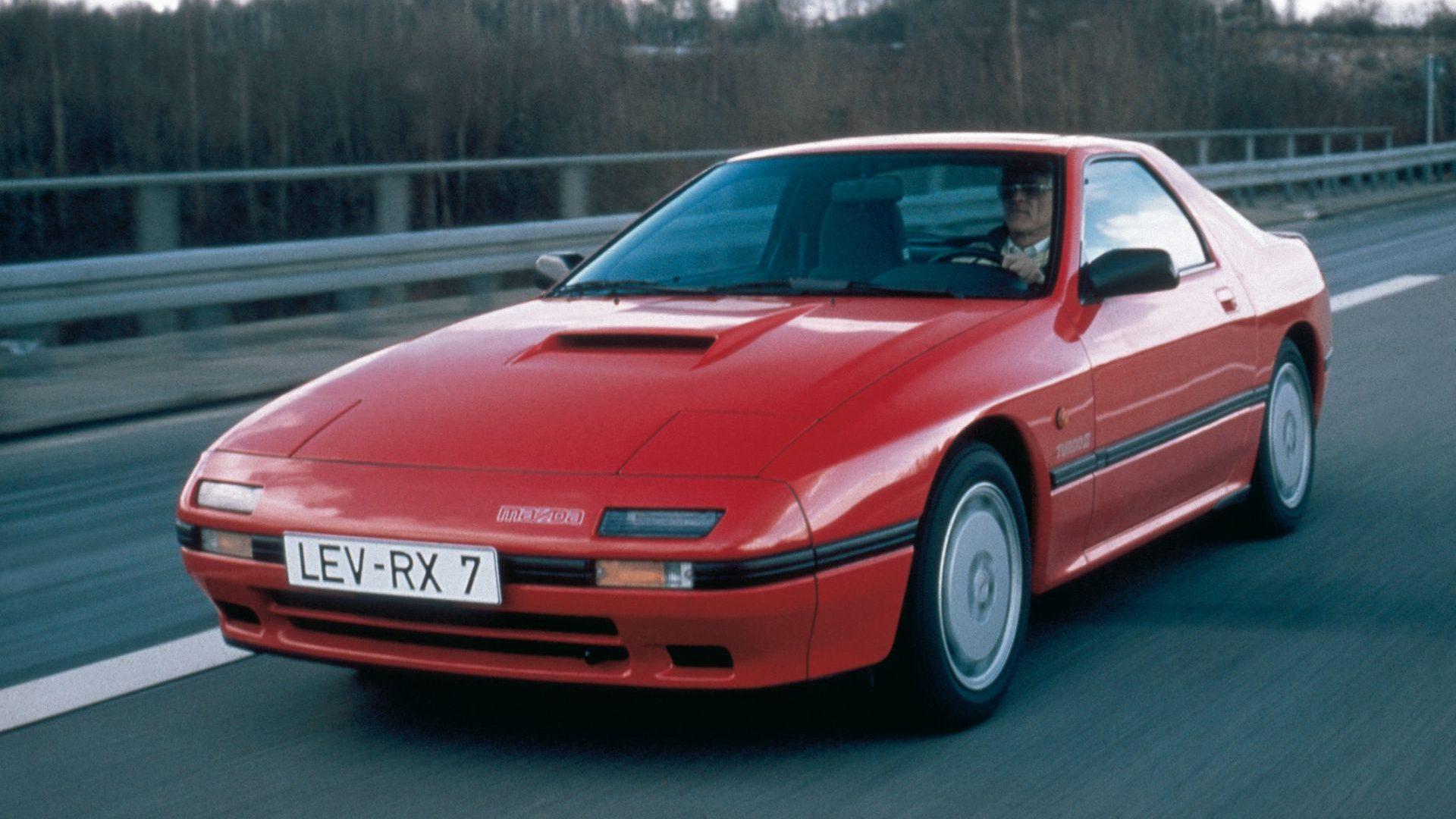 RX7 Turbo II