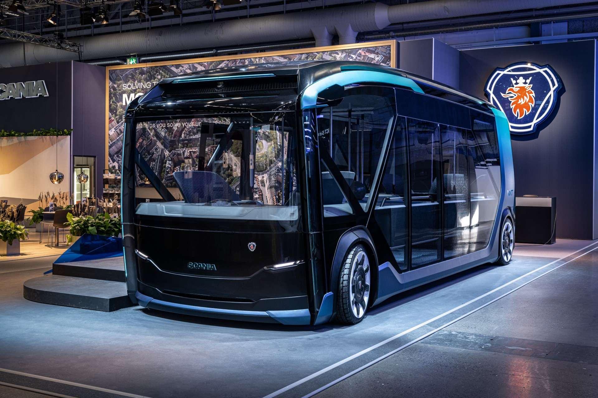 El Scania NXT es el vehículo que las ciudades necesitan