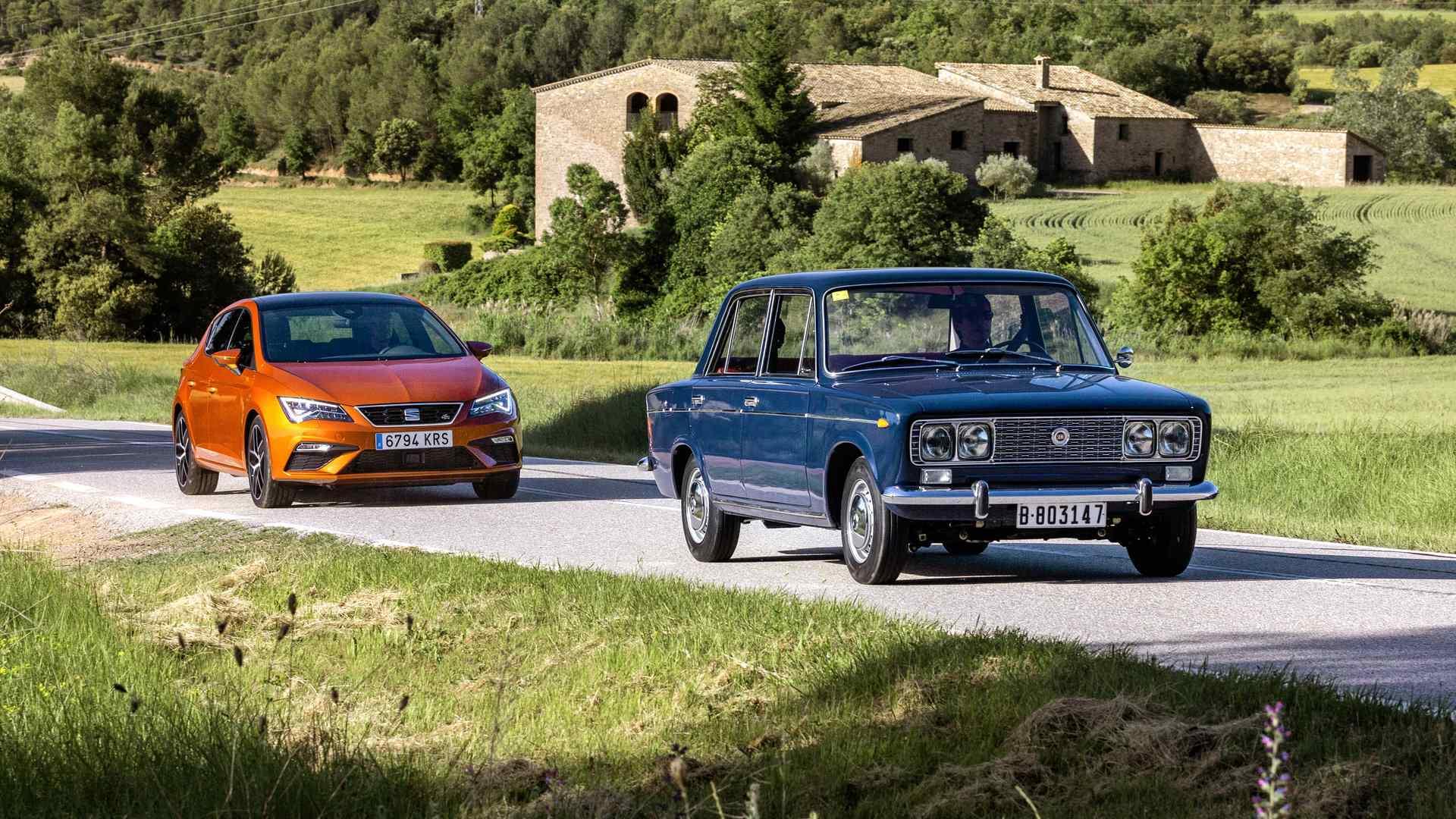 SEAT 1430 y SEAT León