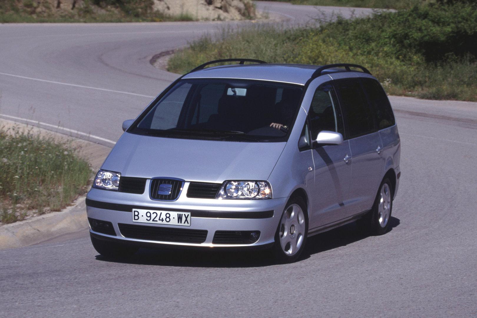 SEAT Alhambra V6 1
