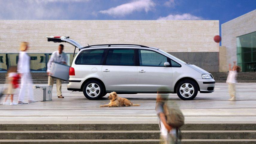 Coche del día: SEAT Alhambra 2.8 V6 Tiptronic Sport (7M)