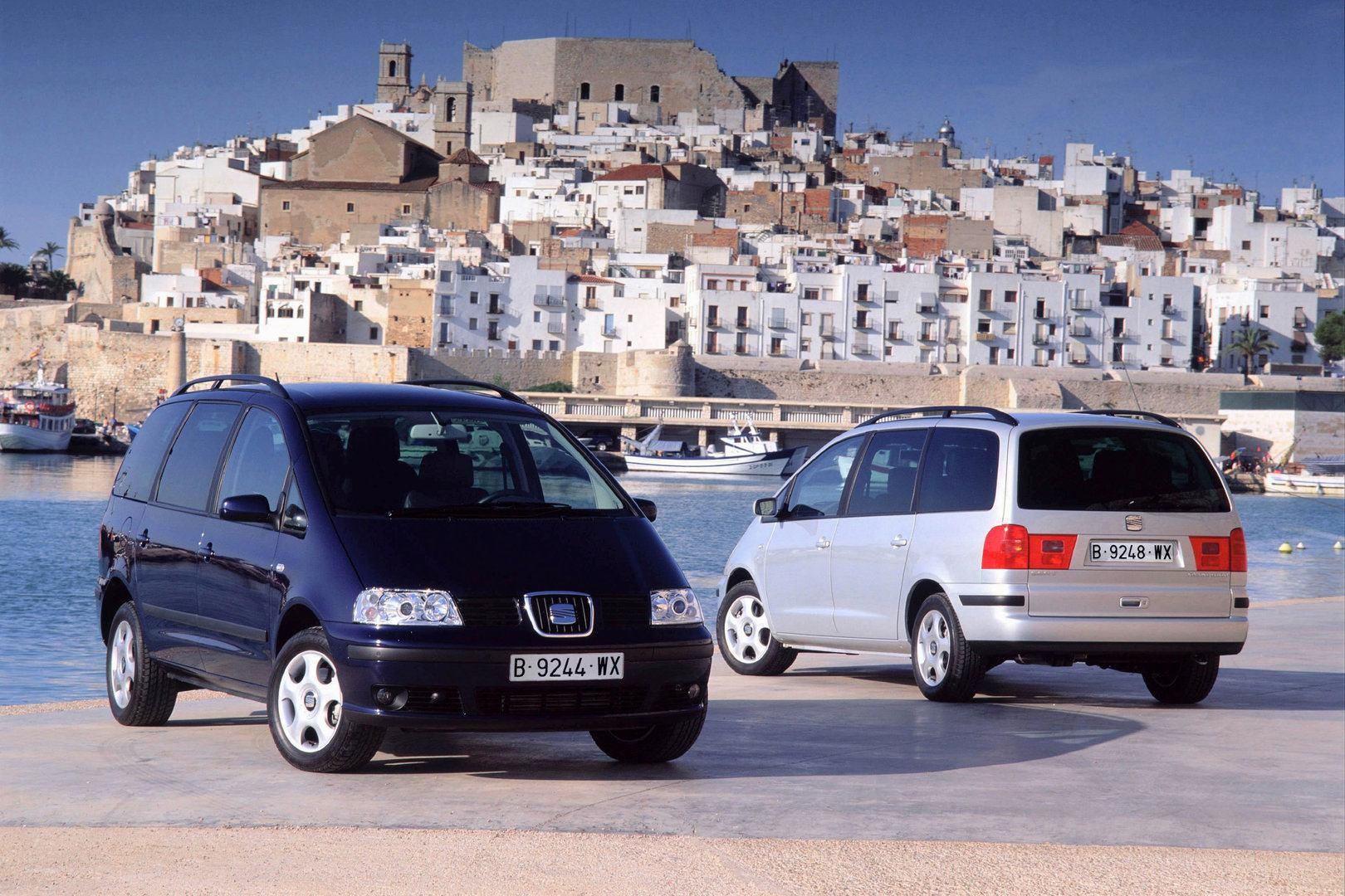 SEAT Alhambra V6 3