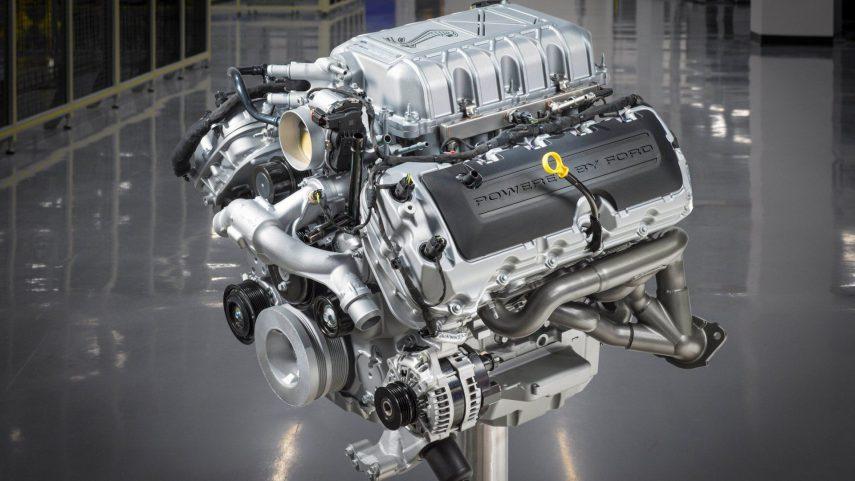 Ford desvela la potencia del nuevo Shelby GT500