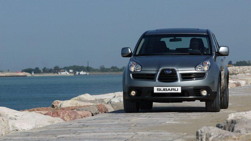 Coche del día: Subaru Tribeca (B9)