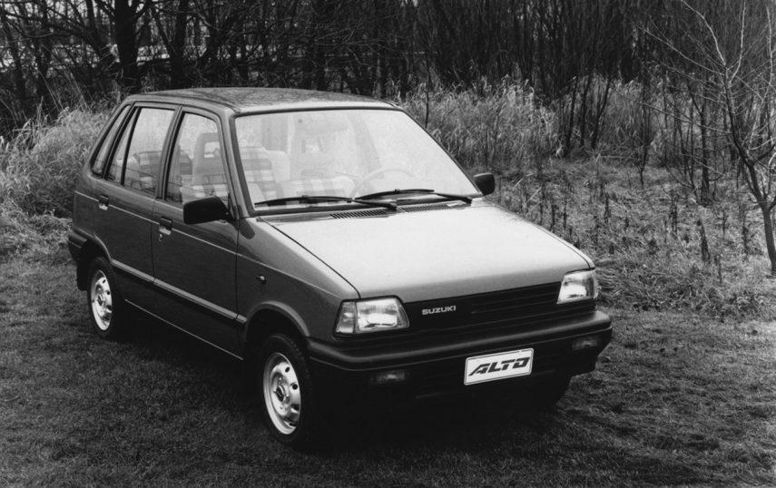 Coche del día: Suzuki Maruti 800