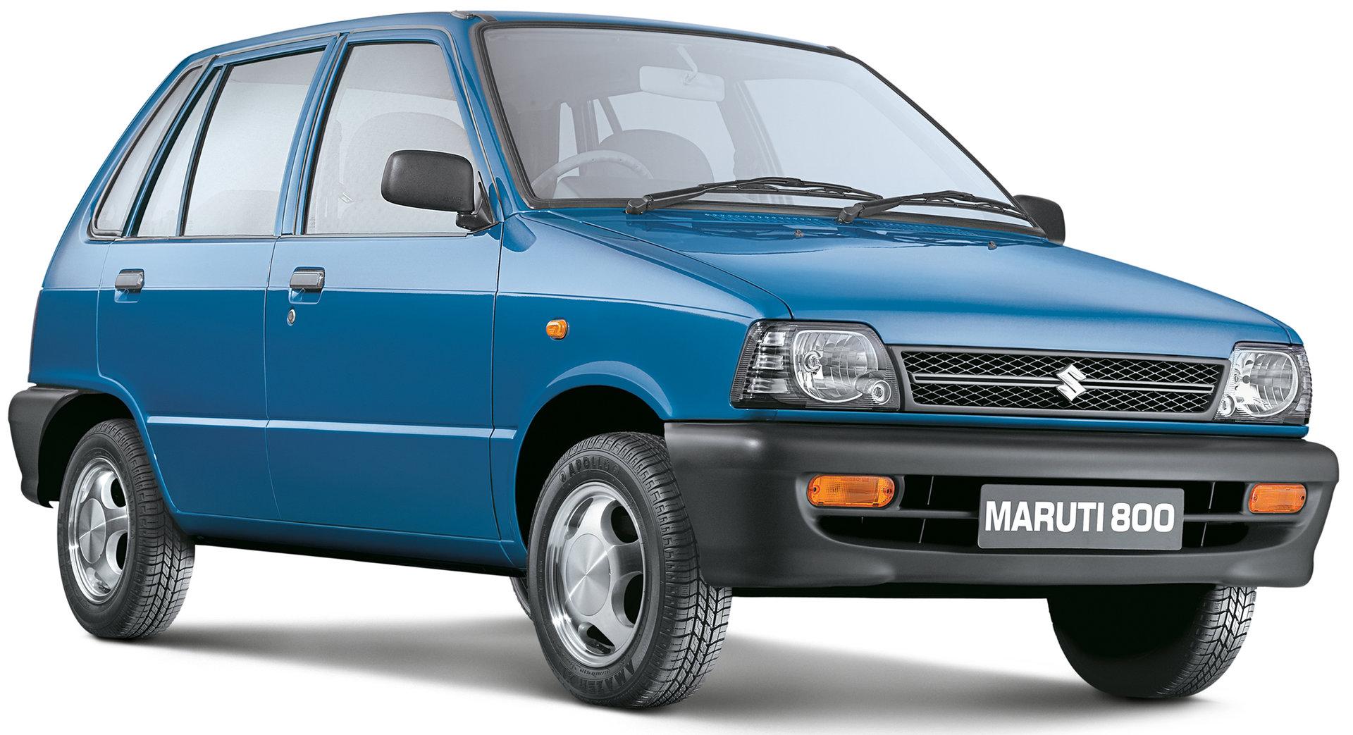 Suzuki Maruti 800 1