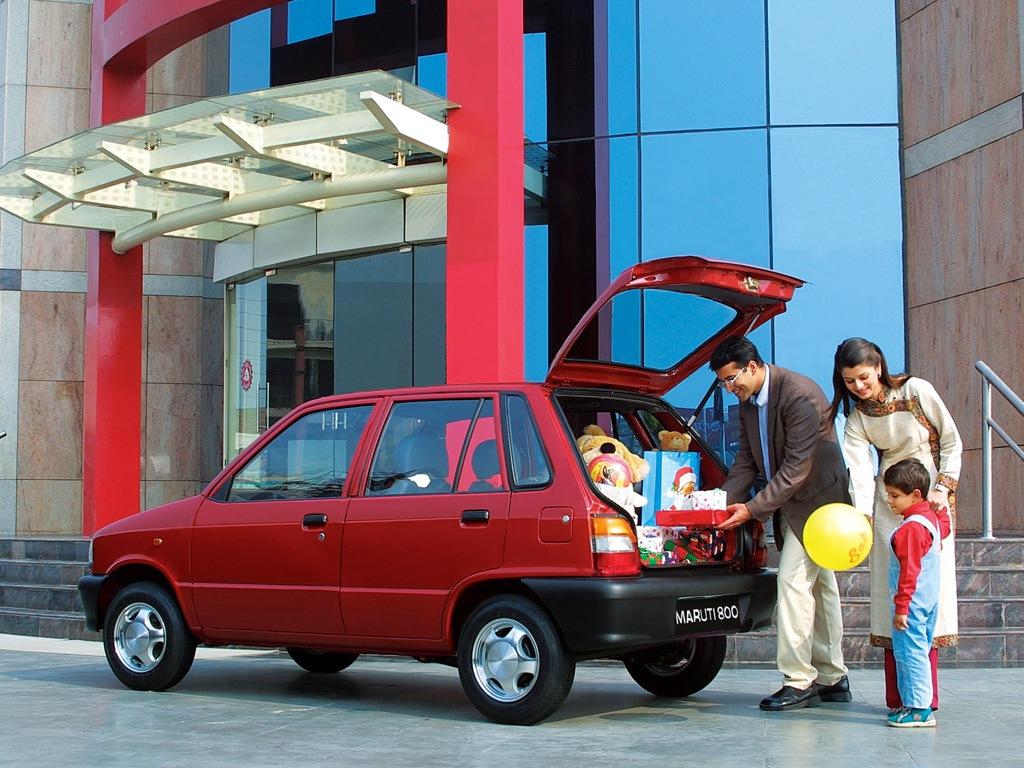 Suzuki Maruti 800 2
