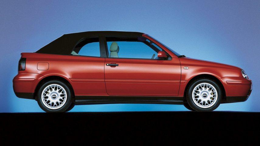 Coche del día: Volkswagen Golf Cabrio TDI (1H)