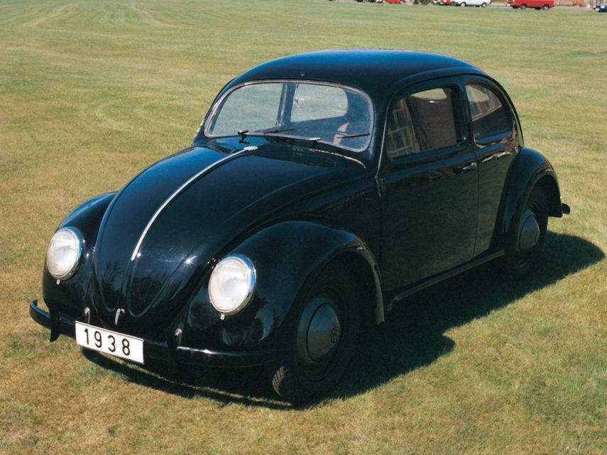 Volkswagen no tendrá que pagar derechos de propiedad industrial por el Beetle