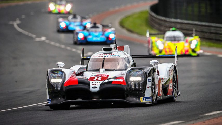 Las 24 horas de Le Mans se retrasan a septiembre