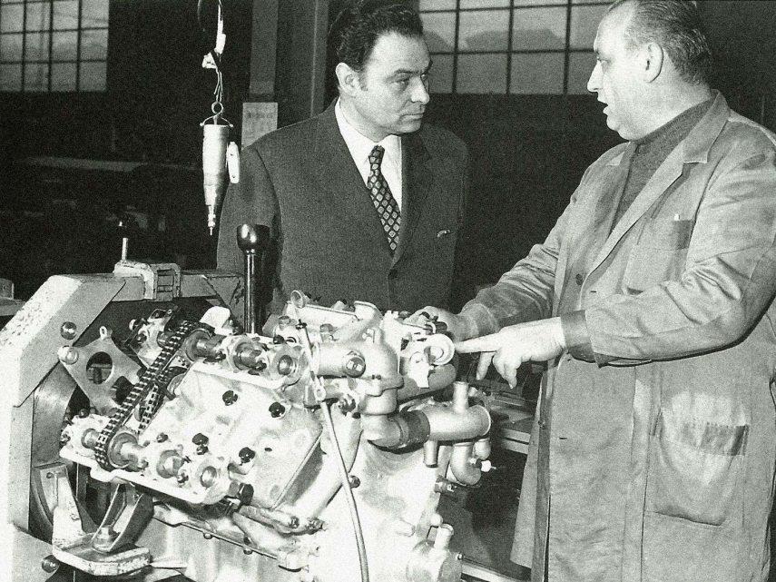 Giulio Alfieri Maserati SM