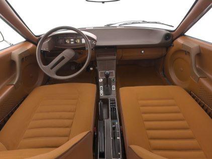 Citroen CX interior