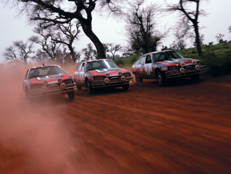 Citroen cx 2400 gti rally