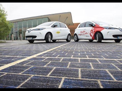 El sueño de las carreteras solares se desvanece