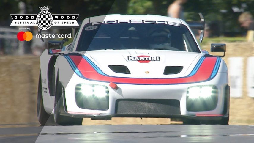 Por fin vemos el Porsche 935 Clubsport en movimiento
