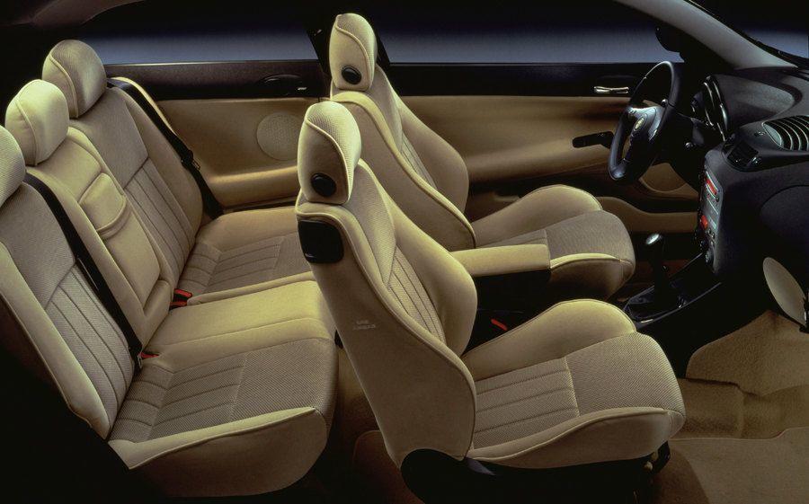 Alfa Romeo 147 Interior
