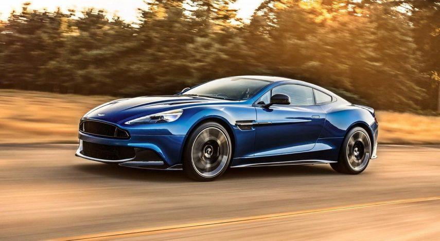 Finalmente, Aston Martin no venderá las patentes del Vanquish