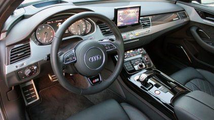 Audi S8 2016 Interior