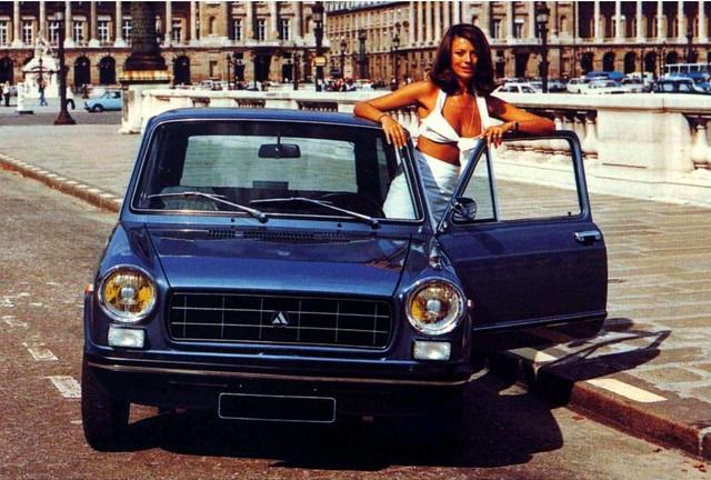 Autobianchi A112 1973