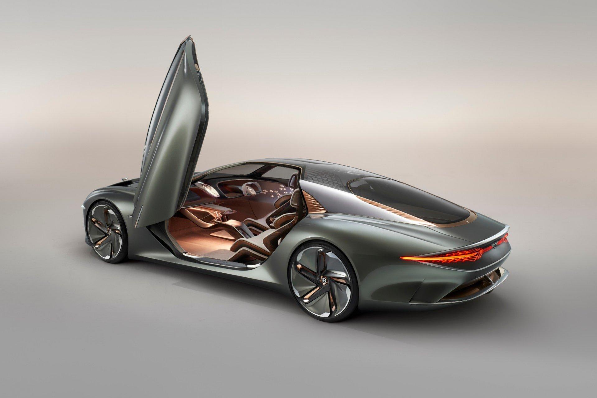 Bentley EXP 100 GT (1)