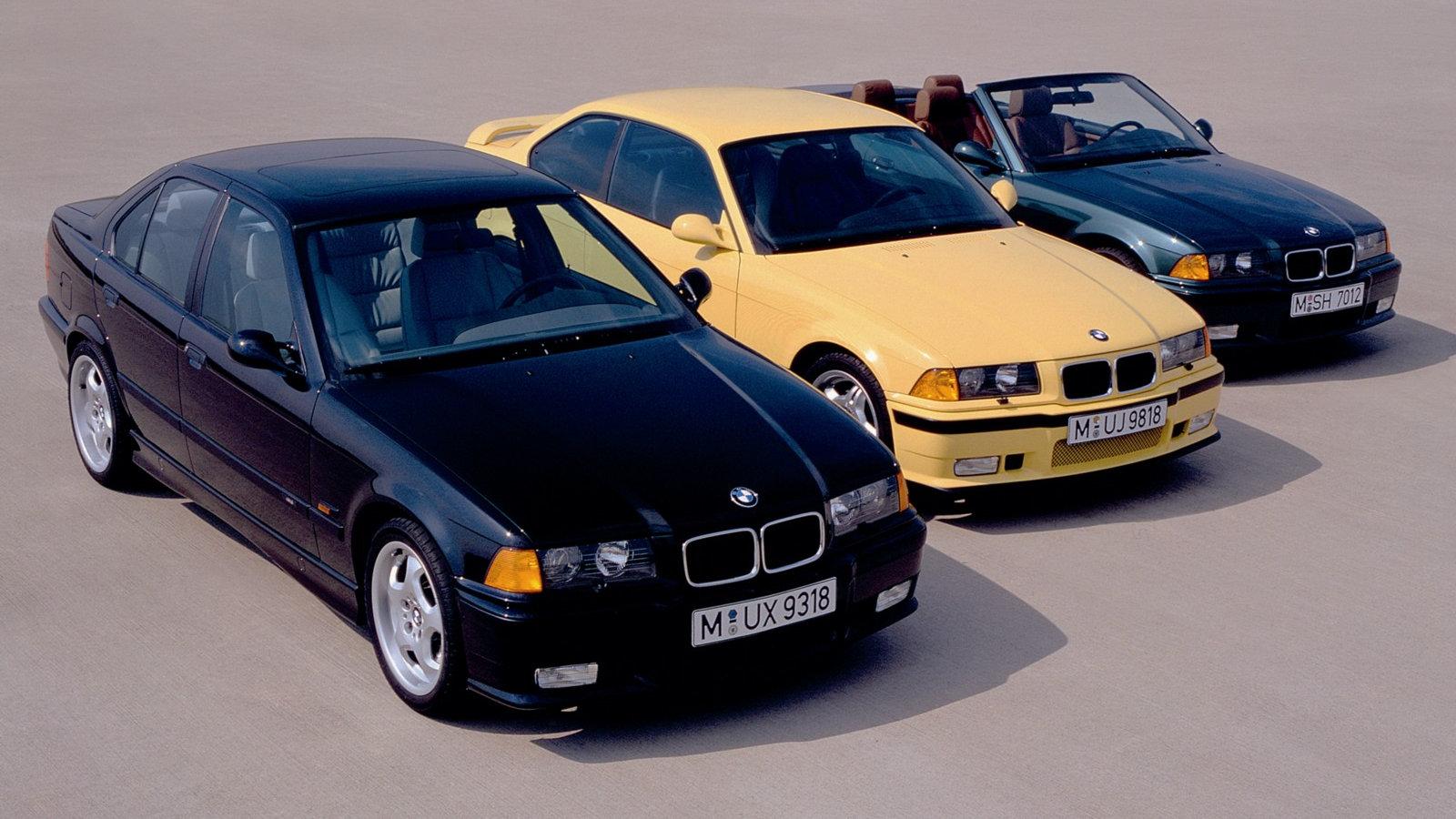 Coche del día: BMW M3 (E36)