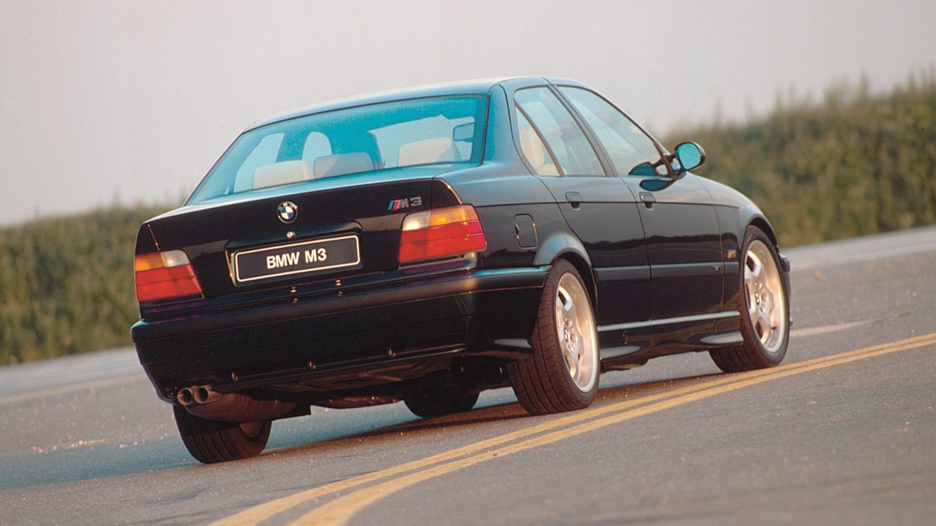 BMW M3 E36 sedan