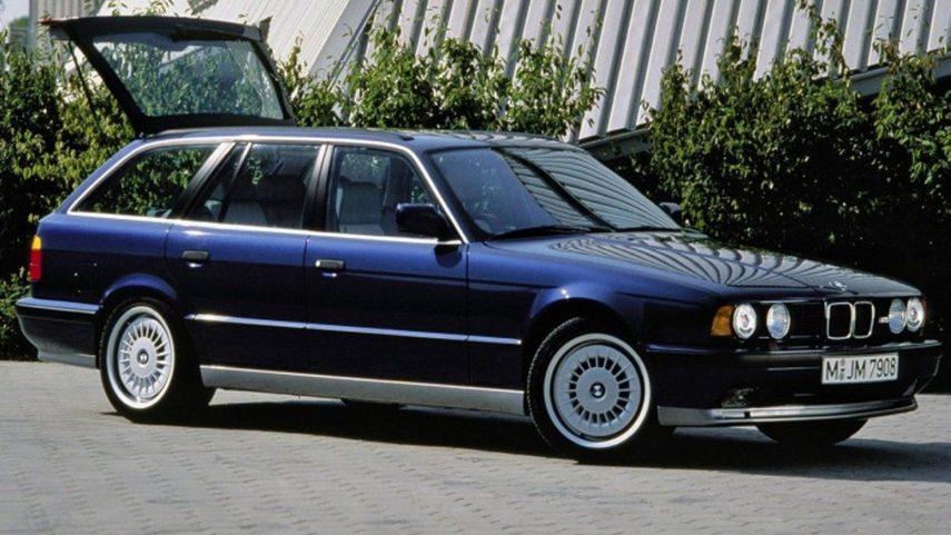 El rey de las rancheras es un BMW M5 Touring (E34) con el motor del McLaren F1