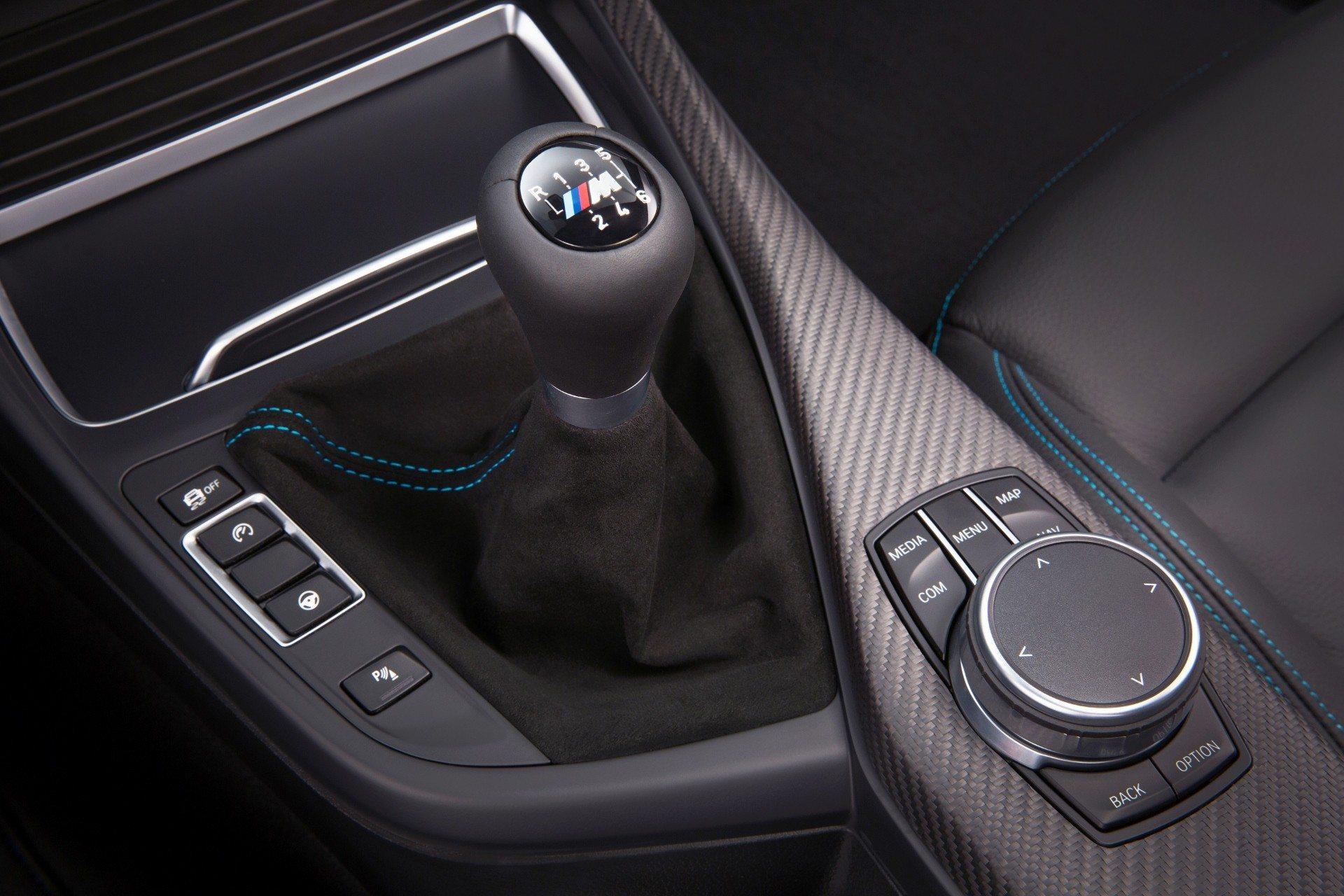 Confirmado: los próximos BMW M3 y M4 tendrán cambio manual