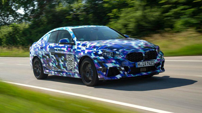 El BMW Serie 2 Gran Coupé finaliza sus pruebas